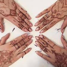 henna tattoos everything we need to about them home dezign