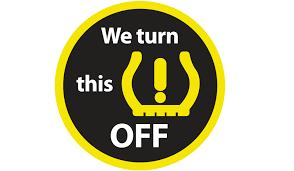 tire pressure warning light my tire air pressure monitoring system light won t turn off