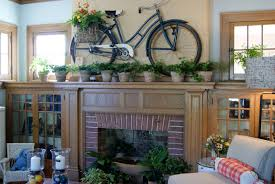 salvaged wood dining room table fireplace mantel repurposed