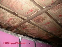 Basement Subfloor Systems - vapor barriers basement ceiling wall moisture barrier material