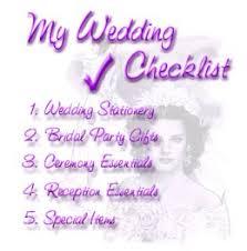 wedding preparation wedding preparations 101 wedding basics