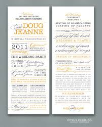 Wedding Program Sample Template The 25 Best Wedding Program Thank You Ideas On Pinterest