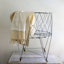 decor awesome rolling laundry cart for a laundry basket in your