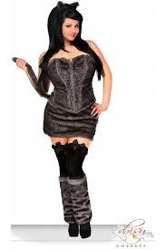 big bad wolf costume 5 pc big bad wolf costume amiclubwear costume online store