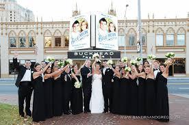 wedding venues atlanta ga buckhead theatre s take on deco luxury wedding planner