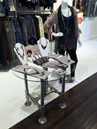 display tables for boutique retail display tables round tiered nesting simplified building