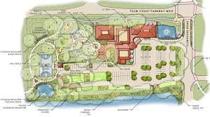 Palm Coast Florida Map Palm Coast Community Center Renovation And Expansion Project