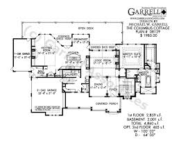 craftsman style home floor plans columbus cottage house plan active house plans