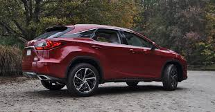 lexus rx 350 review 2016 2016 lexus rx350 review