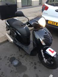 honda ps 125cc 2012 scooter 1 year mot new tyres good