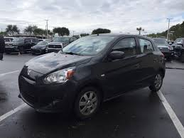 mitsubishi toyota pre owned 2014 mitsubishi mirage hatchback in jacksonville 83183a