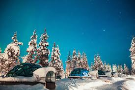 finland northern lights hotel see the northern lights at the kakslauttanen arctic resort insider