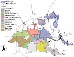 map of houston area crime statistics