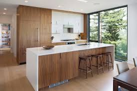 conception cuisine ophrey com cuisine moderne avec un bar prélèvement d