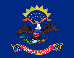 New Jersey State Flag Colors Free Picture State Flag North Dakota