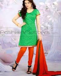 chanderi cotton dress material online salwar sets suits churidar