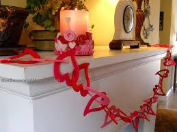 simpler u201d valentine u0027s day decorating ideas the seasonal home