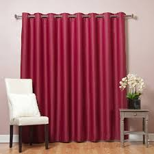 Thermal Curtains Patio Door by Patio Door Curtains Grommet Top Eclipse Blackout Grommettop