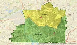 Crestwood Map Redistricting 2017 18 Boundaries