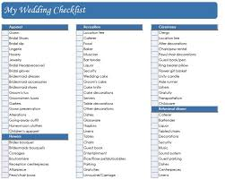 wedding todo checklist is your wedding plan ready wedding checklist and wedding
