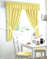 Saffron Curtains Yellow Kitchen Curtains Codingslime Me