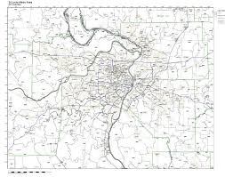 meramec community map workingmaps com zip code maps
