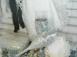 Silver Wedding Centerpieces by 16 Best Periwinkle U0026 Silver Wedding Centerpieces Images On