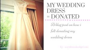 wedding dress donations dress idoonabudget