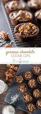 best 25 german chocolate cookies ideas on pinterest german