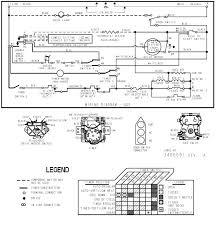 kenmore electric dryer wiring diagram with blueprint images