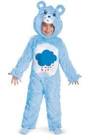 Toddler Costumes Halloween Care Bears Grumpy Bear Deluxe Toddler Costume Care Bears