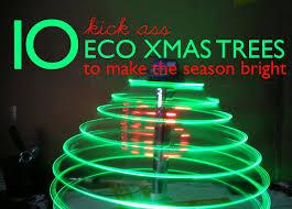 Christmas Tree Made Of Christmas Lights - 10 green christmas tree alternatives to make your holiday shine