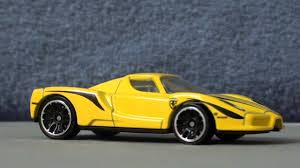 golden ferrari enzo awesome wheels car enzo ferrari youtube