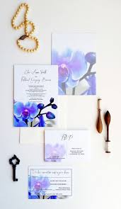 best 25 orchid wedding invitation suites ideas on pinterest