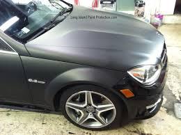 matte black car the tint shop inc full car wrap u2013 mercedes c63 full 3m matte