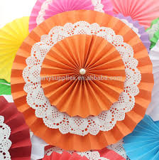 new design wedding party supplies hanging ceiling paper party