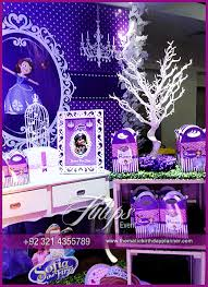 sofia the birthday ideas disney sofia birthday theme decoration ideas in pakistan