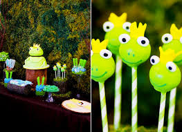 frog themed baby shower kara s party ideas frog prince themed boy baby shower planning ideas