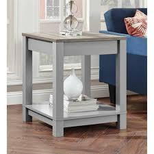 Modern Oak Living Room Furniture Better Homes And Gardens Langley Bay End Table Multiple Colors