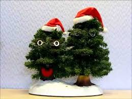 woody and forest interactive singing christmas trees youtube