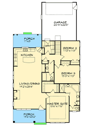 small house plans for narrow lots southern cottage for a narrow lot 15043nc architectural