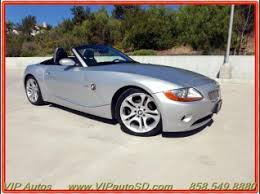 san diego bmw used cars used bmw z4 for sale in san diego ca 6 used z4 listings in san