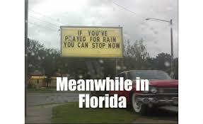 Florida Rain Meme - 30 florida memes that need to be retired