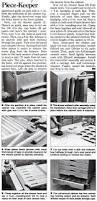 hardware storage cabinet plans u2022 woodarchivist