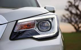 subaru forester red 2018 2018 subaru forester headlights and led images exteriors