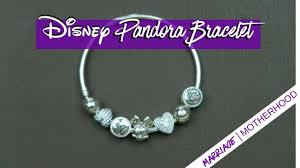 pandora bracelet links images My disney pandora bracelet pandora haul marriage motherhood jpg