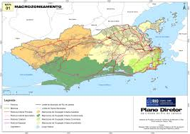 Different Types Of Maps Rio De Janeiro U0027s Maps