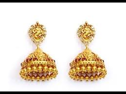 buttalu earrings top 15 keral traditional designer gold buttalu