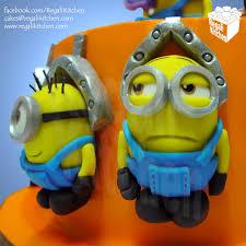Minions Banana Meme - minions cake for marcus tristan