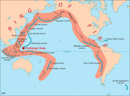 Map Fault Lines United States by Gotbooks Miracosta Edu
